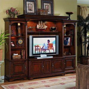Bufet TV kayu Jati Jepara