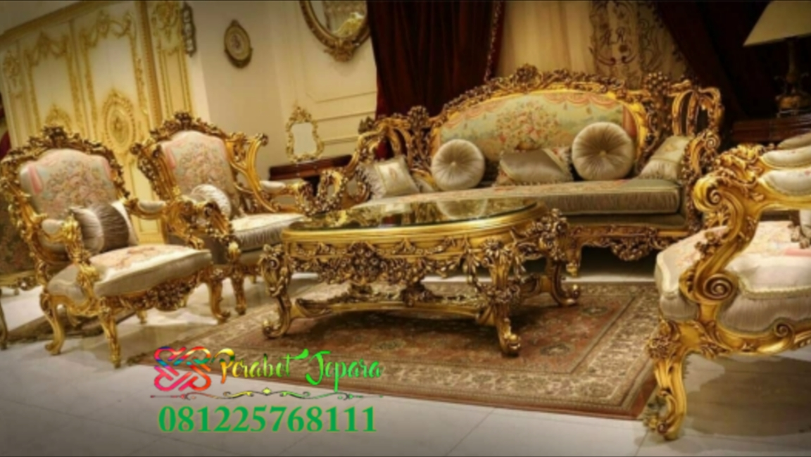 Furniture Jepara | Mebel Klasik Jati Minimalis | Furniture Mewah Ukir 1