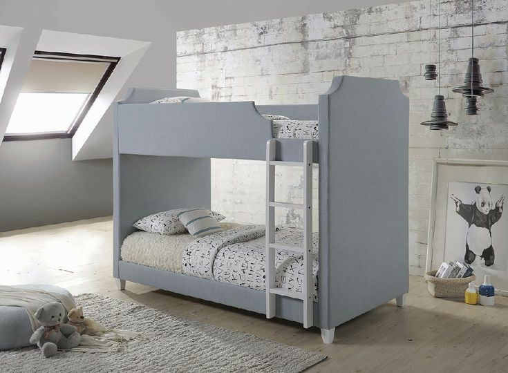 Tempat Tidur Bertingkat Minimalis Modern