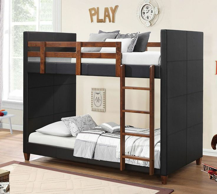 Tempat Tidur Susun Jok Minimalis Simple