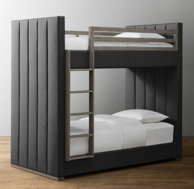 Tempat Tidur Tingkat Jok Minimalis