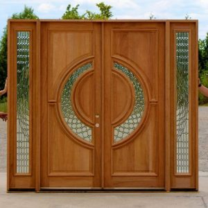 Daun Pintu Kupu Tarung Simetris Model Minimalis Terbaru