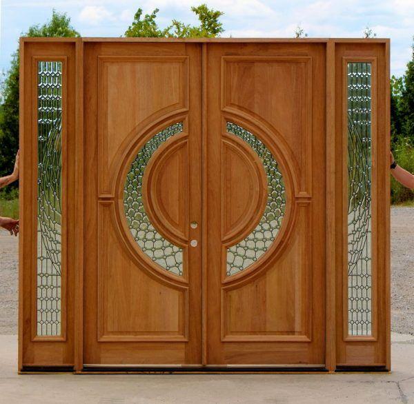 Daun Pintu Kupu Tarung Simetris Model Minimalis Terbaru Kusen Pintu