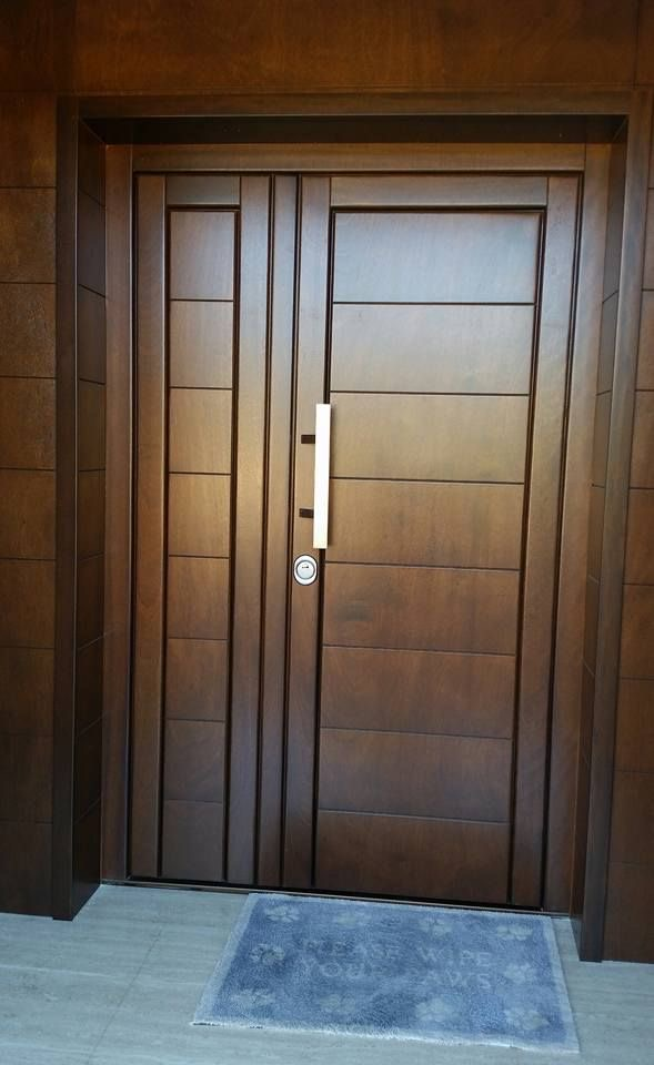 Model Pintu Minimalis Asimetris Untuk Pintu Utama Kusen Pintu