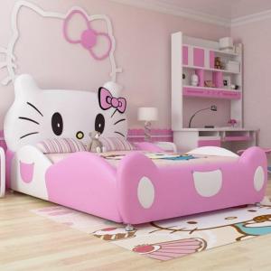 Tempat Tidur Anak Karakter Hello Kitty