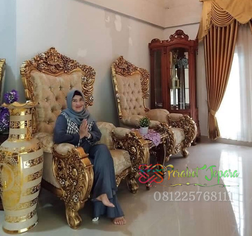 Furniture Mahal Furniture Kayu Jati Jepara